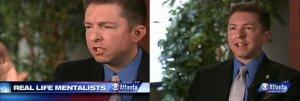 Atlanta Mentalist and Magician Joe M. Turner on CBS Atlanta News